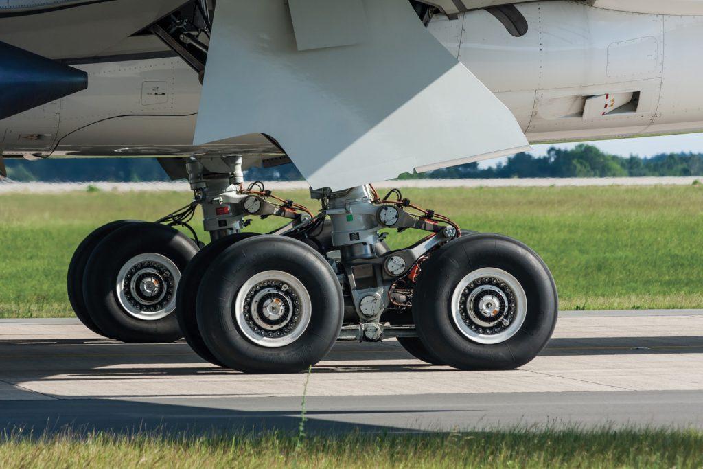 MRO composants train d'atterrissage